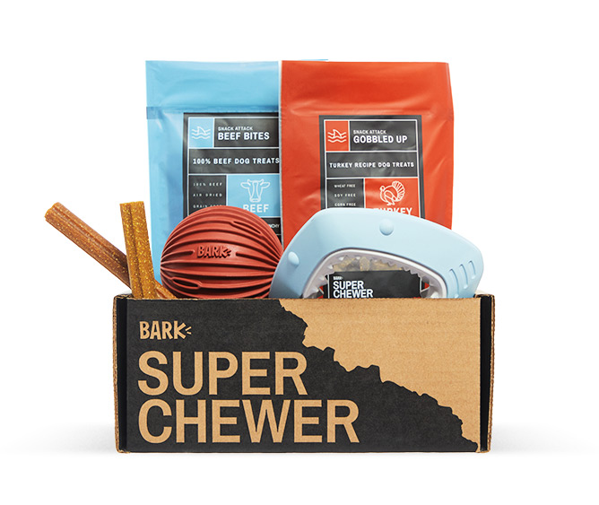 Picture of a Super Chewer Box
